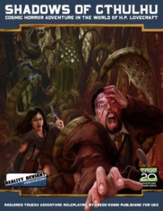 Shadows of Cthulhu (C) Reality Deviant Publications