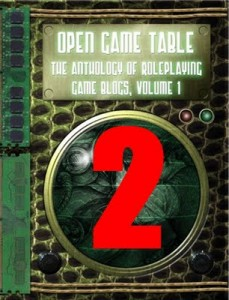 Open Game Table, Vol 2