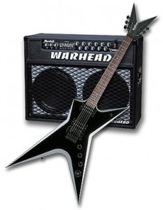 Washburn Dimebag Signature Guitar