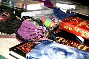 Inside the Messenger Bag of Holding