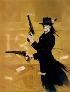 Harrowed Gunslinger by Brom