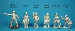 Old West Scale Compare
