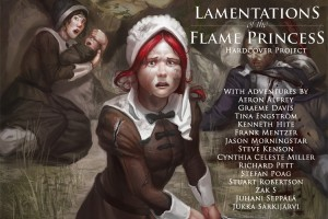 Lamentations of the Flame Princess Hardcovers